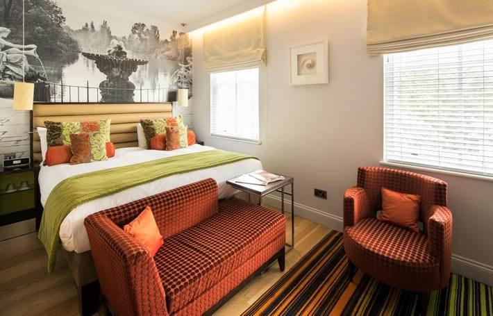 Indigo London Paddington Superior King Room
